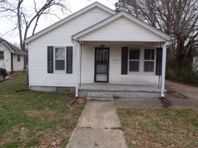 Dyersburg Single Family Home For Sale: 1508 Schaffer St