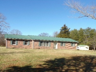 Weakley County Single Family Home For Sale: 12677 Hwy 45