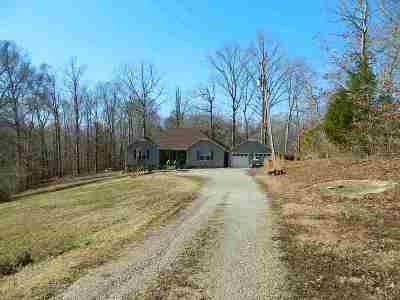 Henderson County Single Family Home For Sale: 4305 Bible Grove Road