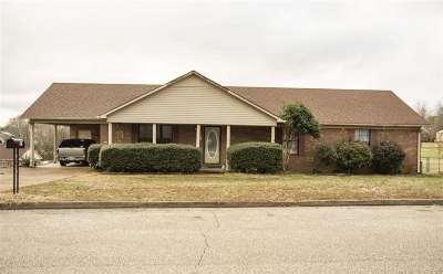 Henderson County Single Family Home For Sale: 465 Leota