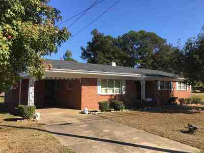 Haywood County Single Family Home For Sale: 1117 E. Jefferson