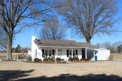 Gibson County Single Family Home For Sale: 31 Gann Road
