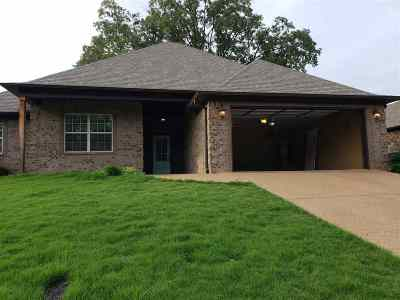 Gibson County Single Family Home Backup Offers Accepted: 231 Hartfield