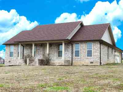 Henderson County Single Family Home For Sale: 246 Crazy Doe Rd