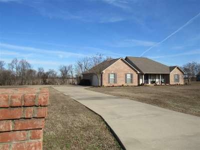 Dyersburg Single Family Home Backup Offers Accepted: 114 Hillside Cv