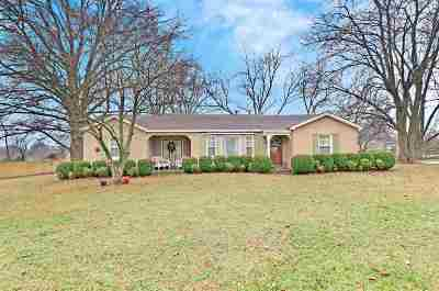 Haywood County Single Family Home For Sale: 1232 Haralson
