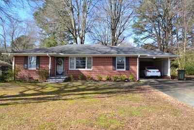 Gibson County Single Family Home For Sale: 419 Morris Cir
