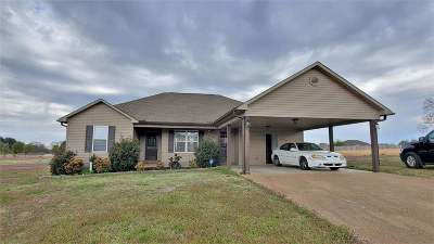 Crockett County Single Family Home For Sale