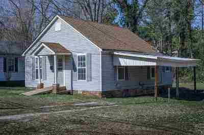 Weakley County Single Family Home For Sale: 543 Taylor