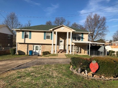 Gibson County Single Family Home For Sale: 2784 Elmwood