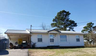 Henderson County Single Family Home For Sale: 7855 Hwy 22 S
