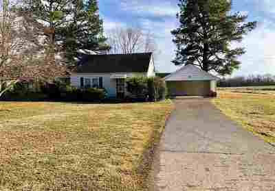 Haywood County Single Family Home For Sale: 4640 N Hwy 70/79