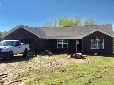 Newbern Single Family Home For Sale: 198 Pine Hill