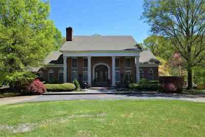 Jackon, Jackson, Jackson Tn, Jakcson Single Family Home For Sale: 22 Deepwood