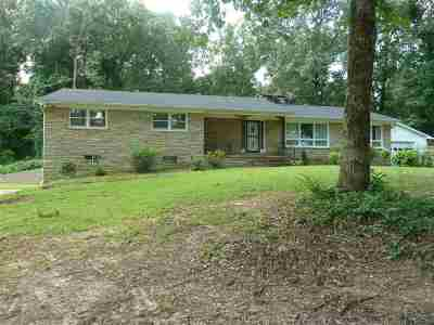 Henderson County Single Family Home For Sale: 10026 Hwy 412 West