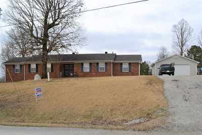 Madison County Single Family Home For Sale: 104 Calvin