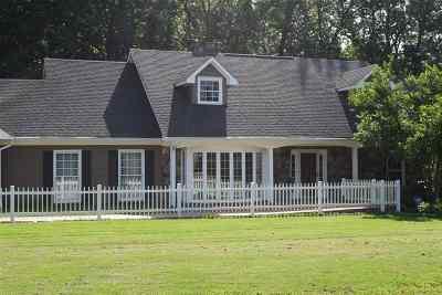 Jackon, Jackson, Jackson Tn, Jakcson Single Family Home For Sale: 118 Tuckahoe