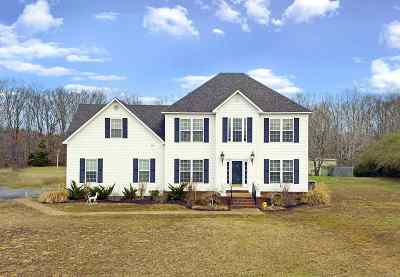 Madison County Single Family Home For Sale: 523 Diamond Grove