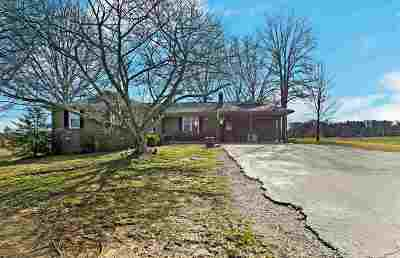 Haywood County Single Family Home For Sale: 3184 Us Highway 79