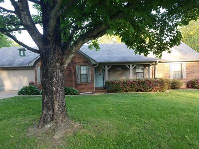 Madison County Single Family Home For Sale: 94 Commanche