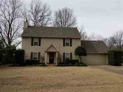 Dyersburg Single Family Home For Sale: 2421 Federal Dr