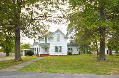 Medina Single Family Home For Sale: 201 S Colonial