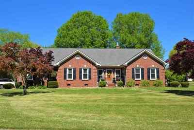 Jackon, Jackson, Jackson Tn, Jakcson Single Family Home For Sale: 15 Woodmanor