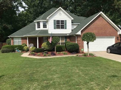 Jackon, Jackson, Jackson Tn, Jakcson Single Family Home For Sale: 94 Baymeadows