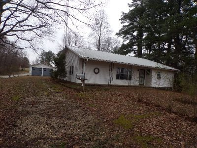 Cottage Grove TN Single Family Home For Sale: $30,000