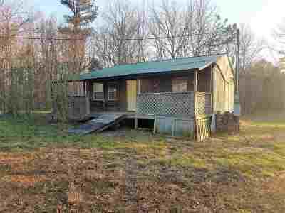 Benton County Single Family Home For Sale: 2243 Douglas