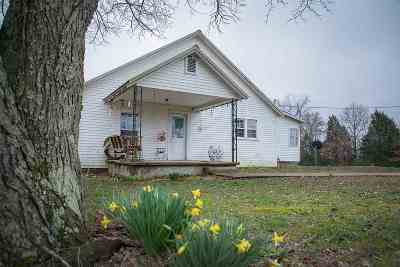 Weakley County Single Family Home For Sale: 193 Matheny Grove
