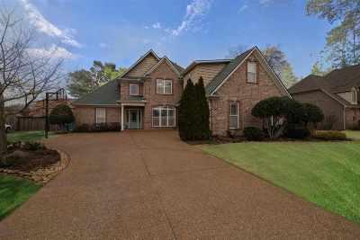 Jackon, Jackson, Jackson Tn, Jakcson Single Family Home For Sale: 41 Mossy Oak Trail