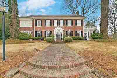 Jackon, Jackson, Jackson Tn, Jakcson Single Family Home For Sale: 34 Northwood