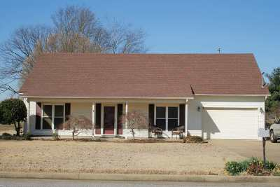 Dyersburg Single Family Home For Sale: 2765 Ward Drive