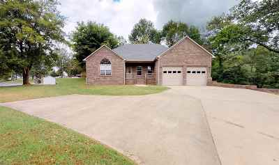 Dyersburg Single Family Home For Sale: 827 Diane Ct