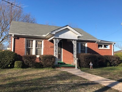 Haywood County Single Family Home For Sale: 805 Jefferson