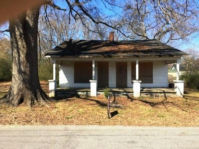 Trenton Single Family Home For Sale: 533 E Third
