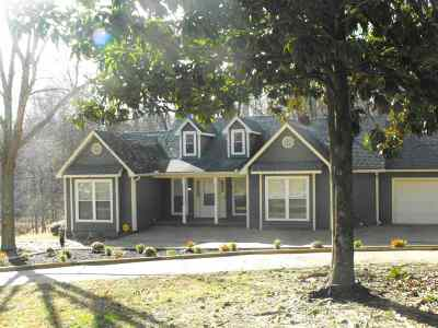 Jackon, Jackson, Jackson Tn, Jakcson Single Family Home For Sale: 349 Pipkin
