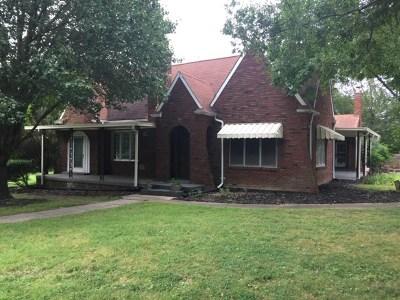 Bradford, Dyer, Gibson, Humbodlt, Humboldt, Huntingdon, Jackson, Kenton, Rutherford, Three Way, Windy City, Yorkville Single Family Home For Sale: 314 S Trenton St