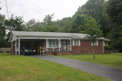 Trenton TN Single Family Home For Sale: $99,900
