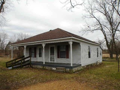 Dyersburg Single Family Home Backup Offers Accepted: 2160 Upper Finley