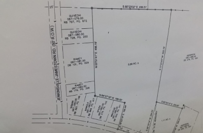 Dyersburg Residential Lots & Land For Sale: 2160c Upper Finley
