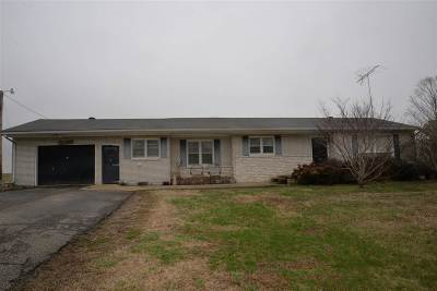 Obion County Single Family Home For Sale: 6088 Rives-Mt. Pelia