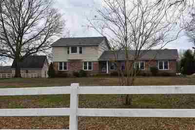 Hardeman County Single Family Home For Sale: 80 Peavine