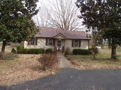 Trenton TN Single Family Home For Sale: $35,000