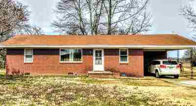 Halls Single Family Home For Sale: 10966 Hwy 88