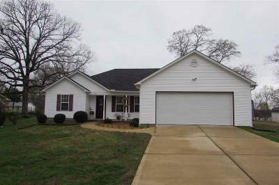 Henry County Single Family Home Active-Price Change: 204 Carter