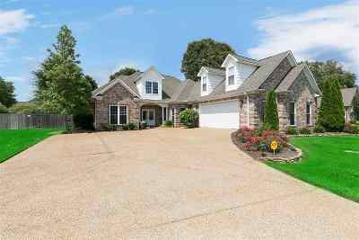 Jackon, Jackson, Jackson Tn, Jakcson Single Family Home For Sale: 17 Bethel Park