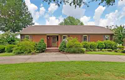 Trenton Single Family Home For Sale: 36 Dyersburg Hwy