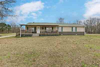 Trenton Single Family Home For Sale: 351 Milan Hwy